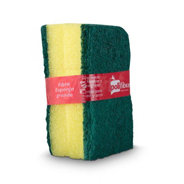 fibra esponja grande